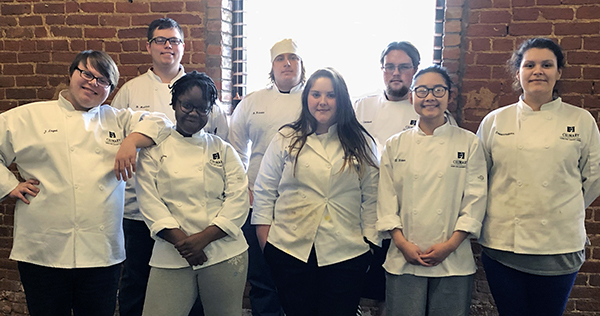 MCC Culinary Students