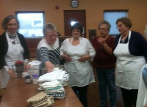 SCC Foundation PAVERS Cooking Class