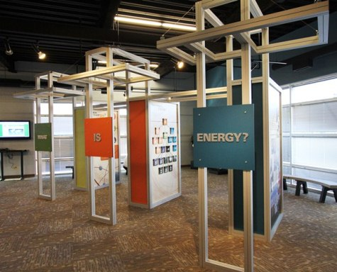 ATEEC 'What is energy' display