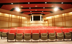 Clinton Community College Technology Center Auditorium