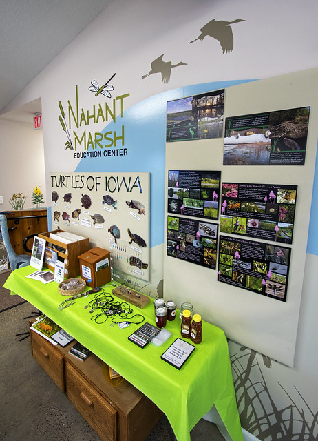 Nahant Marsh educational center