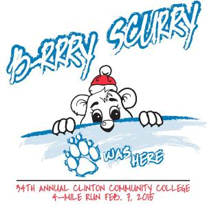 Brrry Scurry Logo