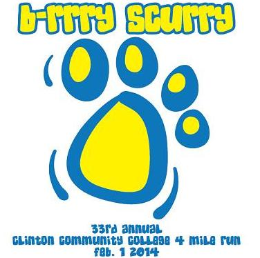 Brrry Scurry Bears and runners