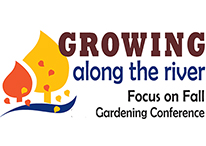 Growing Along the River Logo Focus on Fall Gardening Conference