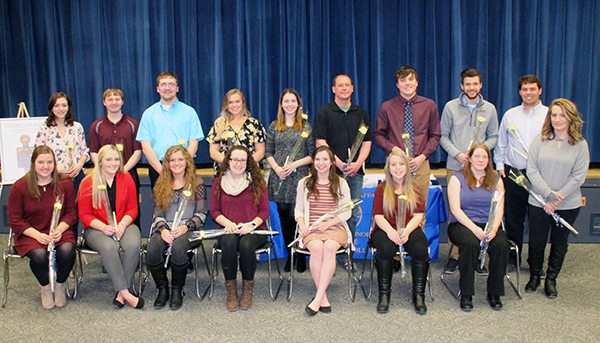 PTK Induction group
