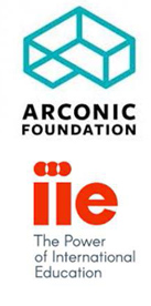 Arconic and IIE logos