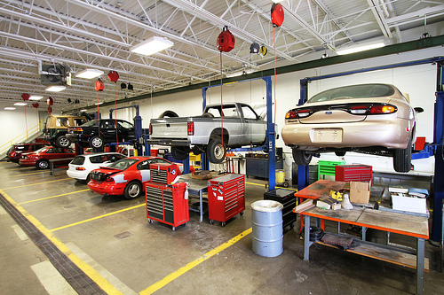 Automotive technology lab
