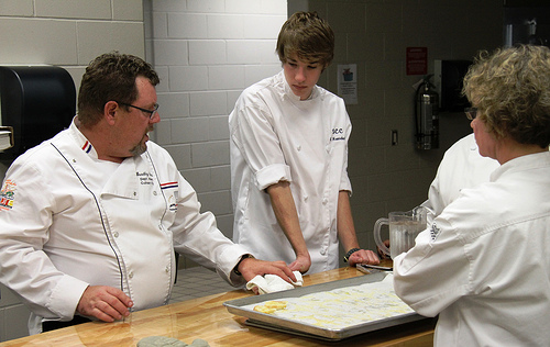 Culinary Arts majors with the best job outlook