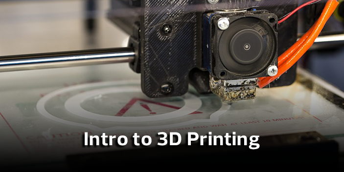 Heard about 3D Printing? Want to know more?